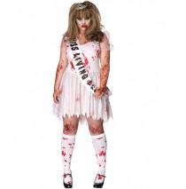 Putrid Prom Queen Adult Plus Costume - 1X/2X