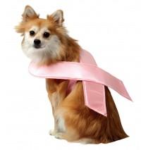 Pink Ribbon Pet Costume - Small