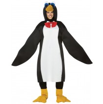 Light Weight Penguin Adult Costume - One-Size (Standard)