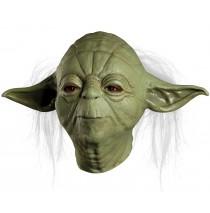 Star Wars Yoda Overhead Latex Mask (Adult) - One-Size