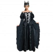 Snow White & The Huntsman Deluxe Queen Ravenna Adult Costume - Medium