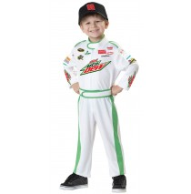 NASCAR Dale Earnhardt Jr Toddler Costume - 3-4