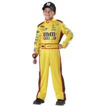 NASCAR Kyle Busch Husky Child Costume - 8-10 Husky