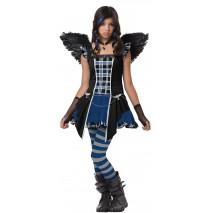 Strangeling Raven Tween Costume - X-Large (12-14)