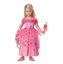 Sweet Fairy Princess Toddler Costume - 4-6