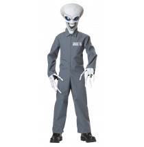 Property of Area 51 Child Costume - X-Large (12-14)