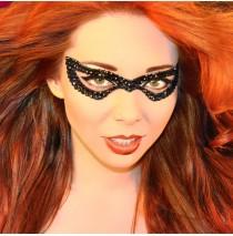 Xotic Eyes Bad Girl Mask - One-Size