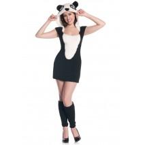 Panda Teen Costume - Medium