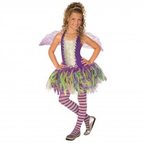 Garden Fairy Shreddy Child Costume - 4-6 SM