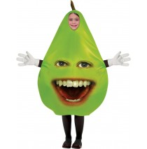 Pear Child Costume - One-Size (8-12)