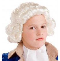 Colonial Boy Child Wig - One-Size