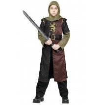 Valiant Knight Child Costume - Medium (8/10)