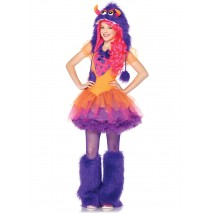 Fur-ocious Frankie Teen Costume - Small/Medium