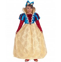 Royal Snow White Child Costume - Small (6)