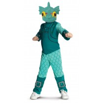 Skylanders Spyro's Adventure - Gill Grunt Child Costume - Small (4-6)