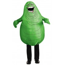 Ghostbusters Inflatable Slimer Child Costume - One-Size