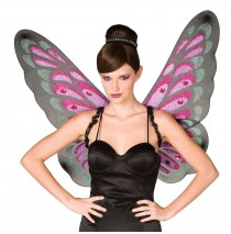 Gothic Butterfly Wings Adult - One-Size