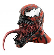 Spiderman Carnage Deluxe Adult Mask - One-Size