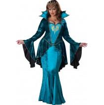 Medieval Queen Adult Plus Costume - 3X