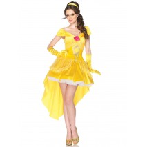 Disney Princesses Enchanting Belle Adult Costume - Small/Medium