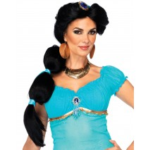 Disney Princesses Jasmine Wig