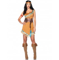Disney Princesses Pocahontas Adult Costume - Small/Medium