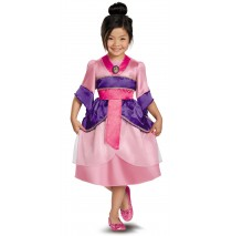 Disney Mulan Sparkle Toddler/Child Costume - Small (4-6x)