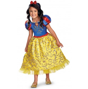 Disney Snow White Deluxe Sparkle Toddler/Child Costume - Medium (7-8) - 805414-360x365.jpg