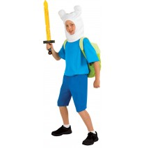 Adventure Time - Finn Deluxe Child Costume - Small