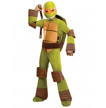 Teenage Mutant Ninja Turtles - Michelangelo Kids Costume - Medium