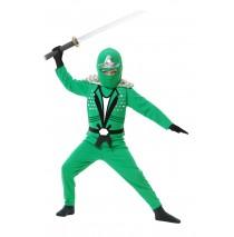 Green Ninja Avengers Series II Toddler/Child Costume - Toddler (2/4T)