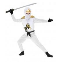 White Ninja Avengers Series II Toddler/Child Costume - Toddler (2/4T)