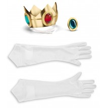 Super Mario Bros. - Princess Peach Accessory Kit - One-Size