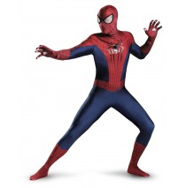 Spider-Man Movie 2 Theatrical Adult Plus Costume - Plus (50-52)