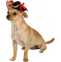 Pirate Pet Hat - One-Size