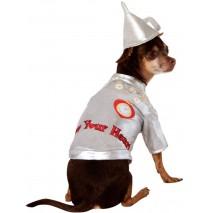 Wizard Of Oz - Tin Man Pet Costume - Large