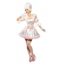 Marie Antoinette Adult Costume - Small (4-6)