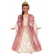 Victorian Rose Child Costume - Large (12-14)