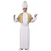 Pontiff Plus Adult Costume - Plus