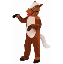 Henry The Horse Mascot - Standard One-Size