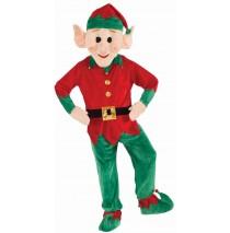 Elf Mascot - Standard One-Size