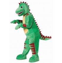 Dinosaur Mascot Adult Costume - Standard One-Size