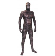 Animal Planet Silverback Gorilla Morphsuit Adult Costume - X-Large