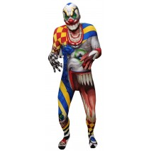 Monster Collection The Clown Morphsuit Adult Costume - Large