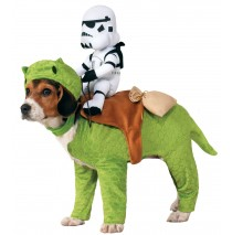 Dewback Pet Rider Costume - One-Size