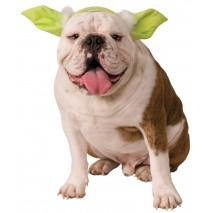 Yoda Dog Headpiece - One-Size