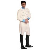 Cinderella Movie: Prince Adult Costume Plus - XL (42-46)