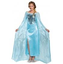 Frozen: Elsa Ultra Prestige Adult Costume - S (4-6)