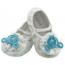 Disney Princess Cinderella Toddler Slippers - One-Size