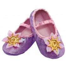 Disney Princess Rapunzel Toddler Slippers - One-Size